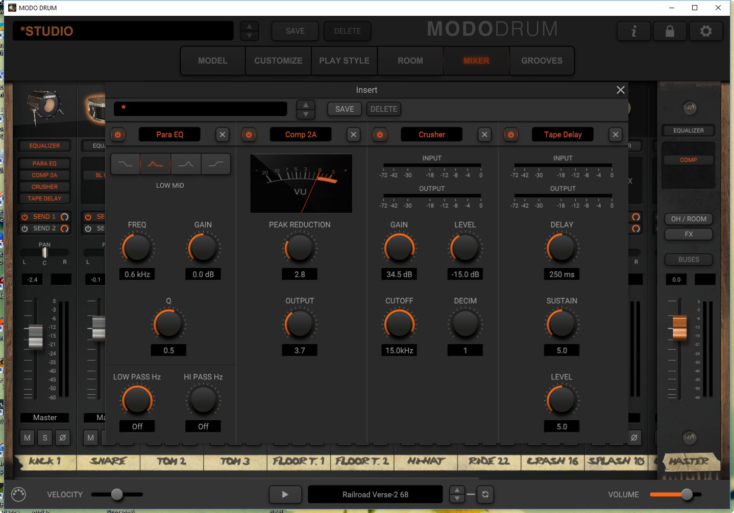 mixeffects