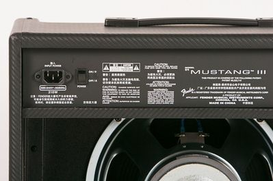 fender mustang 3 (v1) amplifier review